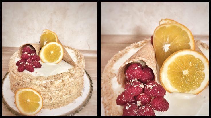 "Cake ""Medovik"""