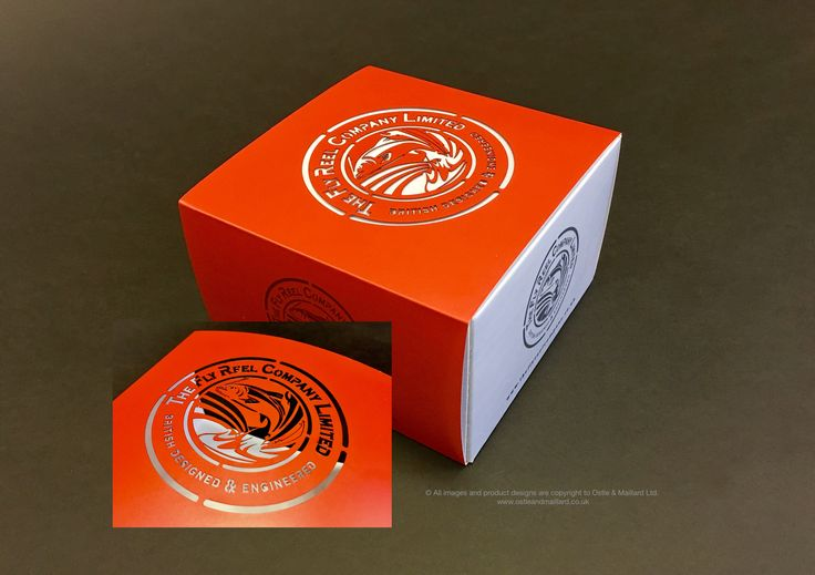 This exceptional looking presentation box combines digital print with a laser cut logo cut into the sleeve for an eye-catching result.