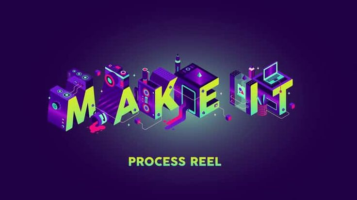 Adobe Make It Titles Process