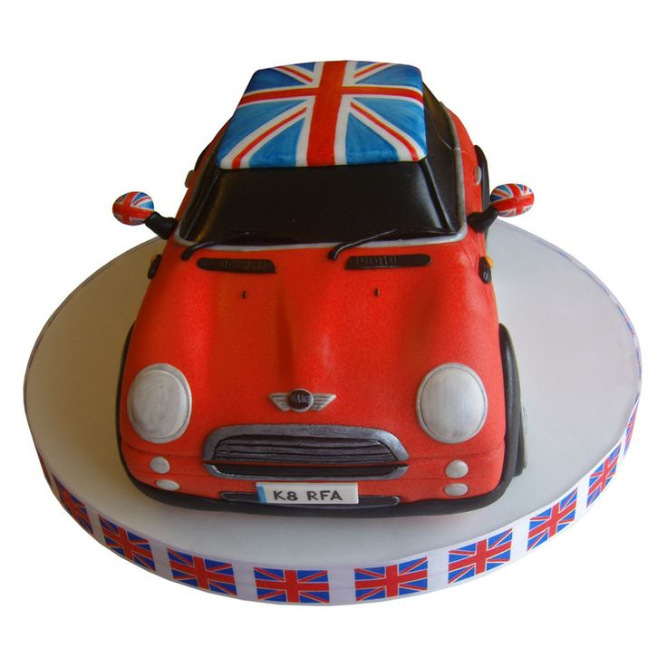 how to mini cooper cake - Google zoeken