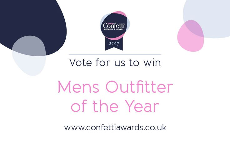 We are delighted to be announced in the top 20 votes for the Confetti Wedding Awards 2016 :). Thanks to everyone who has voted so far, but there's still one more week of voting to go!  Please take a minute and vote for us via the link below. Thanks again, the Kilts 4 U team.  http://confettiawards.co.uk/2017-vote-form/   @Confetti_Awards   #vote #confetti #confettiawards #awards #wedding #groomswear #groom #bride #tartan #tartan #kilts #highlandwear #kilts4u