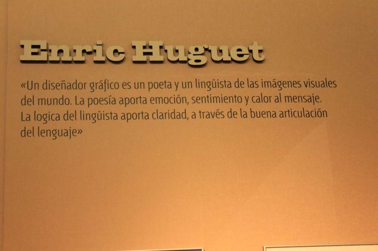 Grafistas / Diseño gráfico español 1939 - 1975 / Enric Huguet / Museo de Artes Decorativas