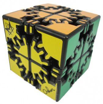 David Gear Cube Black body