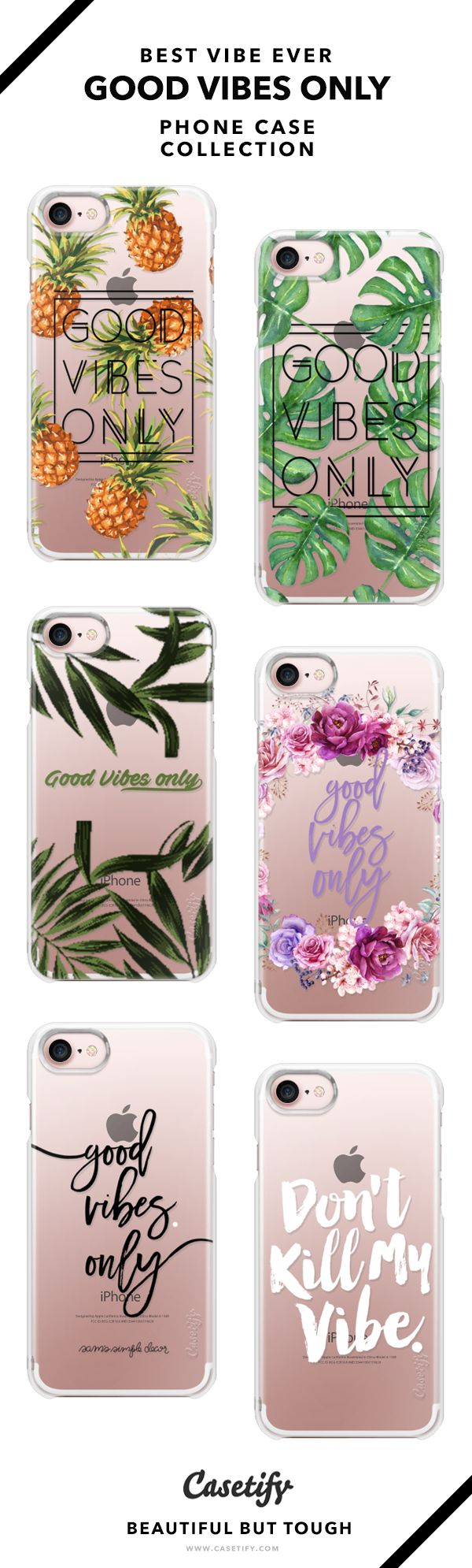 """""""GOOD VIBES ONLY PLEASE!"""" 