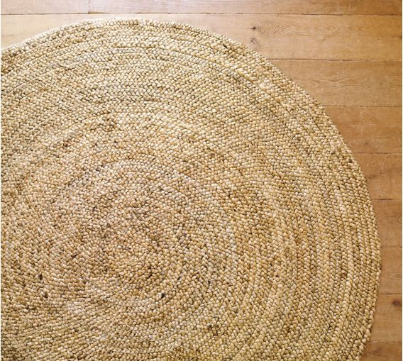 Natural Jute Rug $193 PotteryBarn