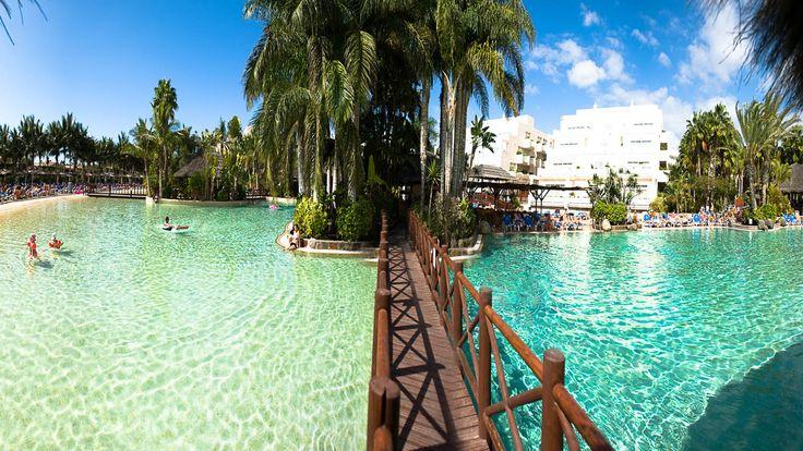Maspalomas & Tabaiba Princess Resort **** - #princesshotels #grancanaria #family #kids #hotel #pool #artificial #beach