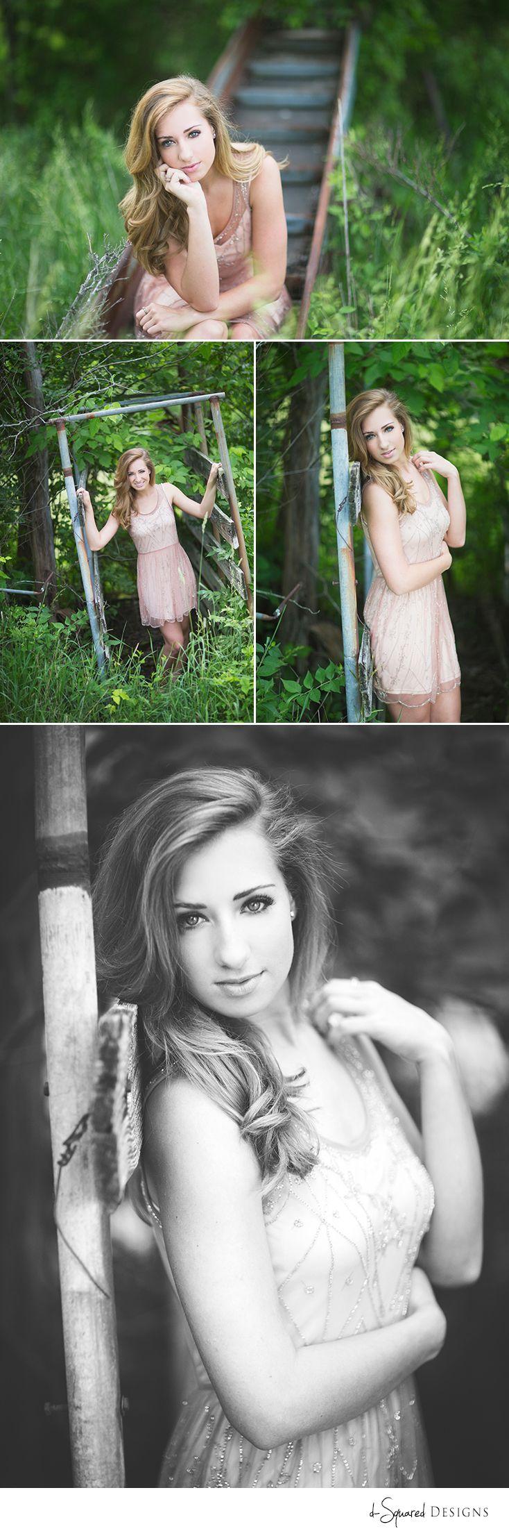 d-Squared Designs Columbia, MO Senior Photography. Senior girl photography. Senior girl poses. Country girl glamour inspiration.