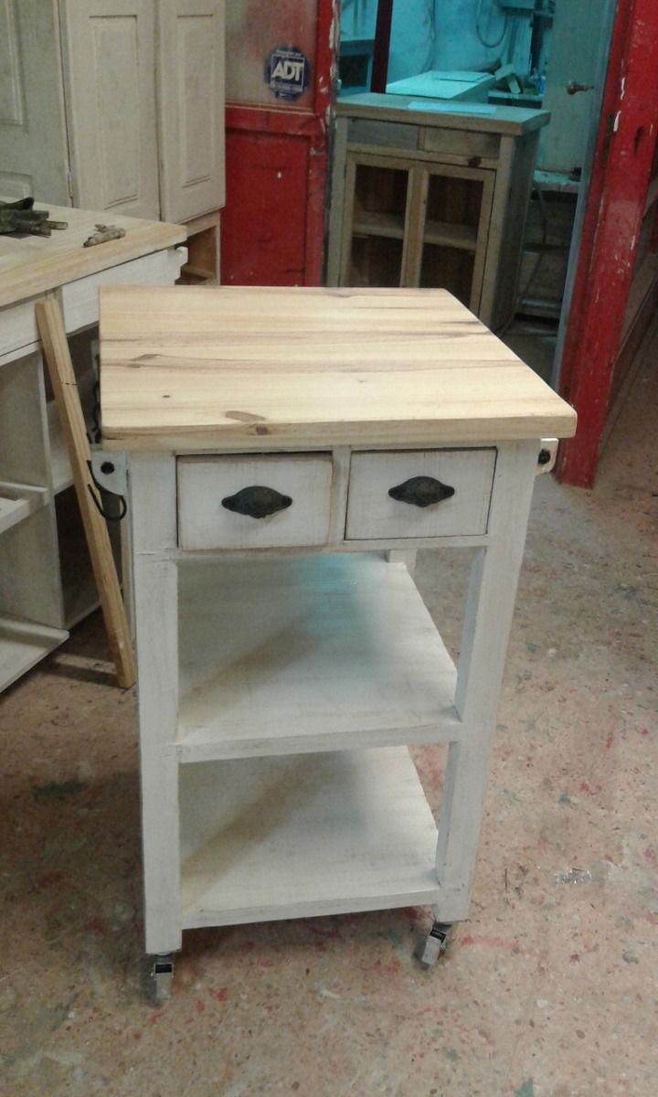Isla de cocina mesa auxiliar de cocina isla de cocina mesa - Mesas auxiliares para cocina ...