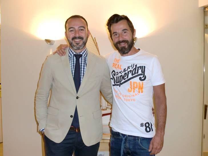 El actor Santi Millán es otro de los artistas que también se ha alojado en nuestro #hotel en #Santander Vincci Puertochico4* : http://tgbe.ws/2rm135