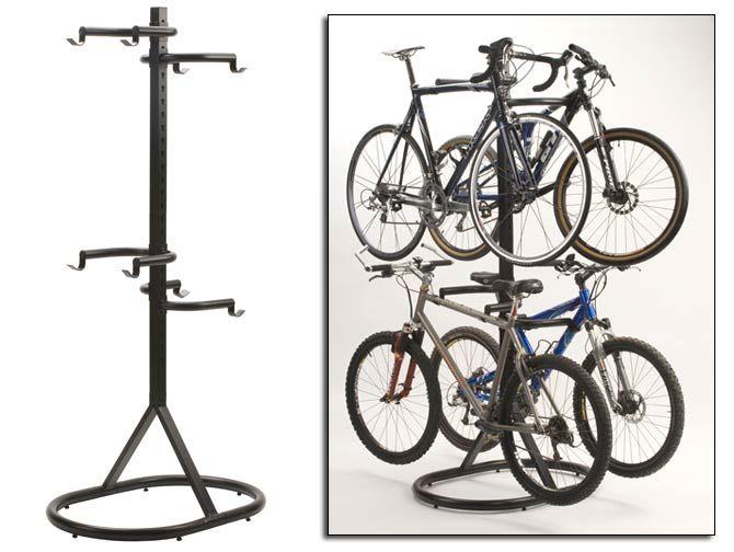 4 bike rack The Differences Between Bike Racks