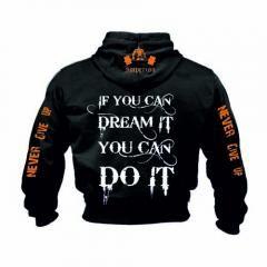 IF YOU CAN DREAM IT YOU CAN DO IT (169) Sveriges största utbud av träningskläder och gymkläder på nätet. www.bigsamab.se  #Imperioo #Imperioosports #bigsamab.se #träningskläder #gymkläder #motivation
