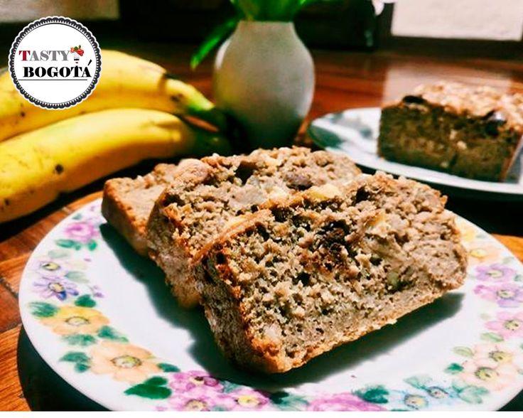 Pan de banano  Nuts abouty