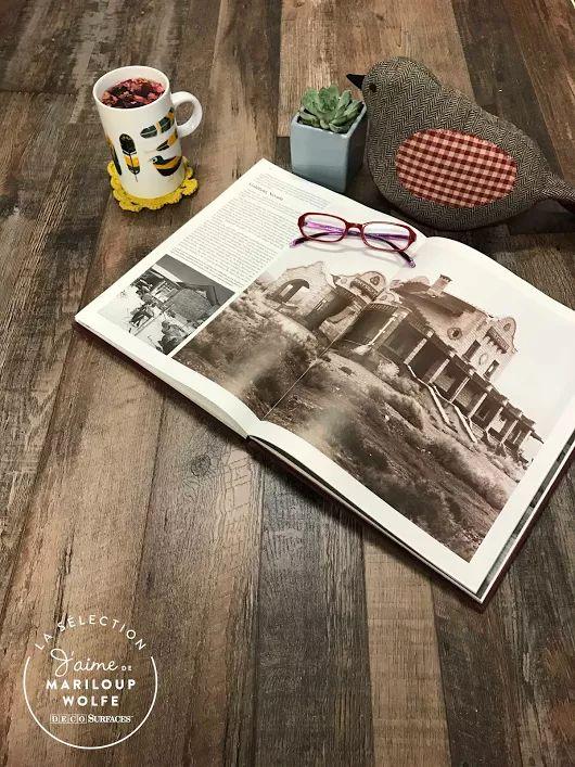 Les planchettes de vinyle Médusa