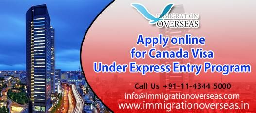 If you have passport but you have not a visa and want to apply for #Canada #Visa.. #Immigration #Overseas is offering Canadian Visa Under #Express #Entry #Program .. So you can get visa enquiry online at home.. Submit your details at visa enquiry form online ... One of our representative will contact you according your query...
