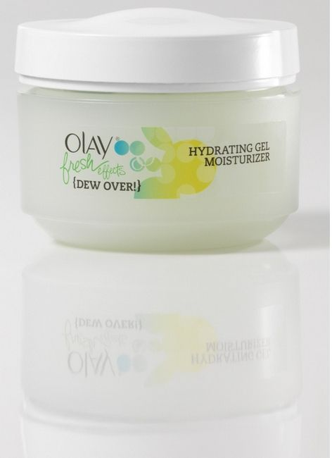 Olay Fresh Effects Dew Over! Hydrating Gel Moisturizer | 27 Transcendent Beauty Products To Look Out For In 2014