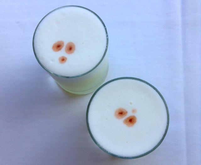 Peruvian Pisco Sour Recipe