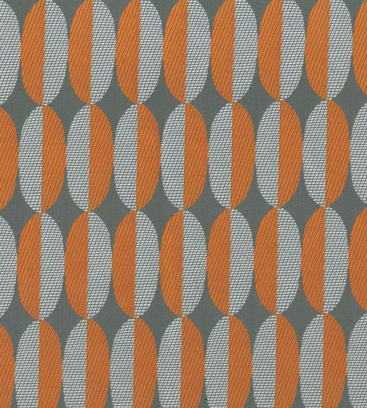 70s Interior Design Revival | Ellington Fabric by Osborne & Little | Jane Clayton