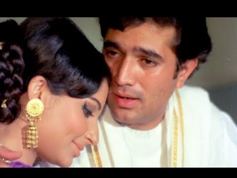 ▶ Kuch To Log - Rajesh Khanna, Sharmila Tagore - Amar Prem - Bollywood Classic Romantic Song - YouTube