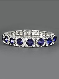 This may be a bracelet but I love as a ring: Bracelet, Life Dream Wedding, Sapphire