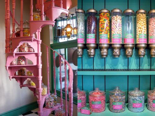 Honeydukes; Wizarding World of Harry Potter, Florida.