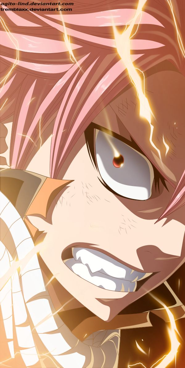 Fairy tail Natsu by aagito.deviantart.com on @deviantART