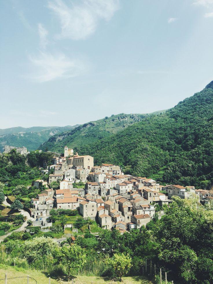 Beautiful #Papasidero in #Italy ✌️