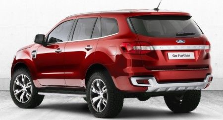 #ford everest 2015 Ford Everest launch