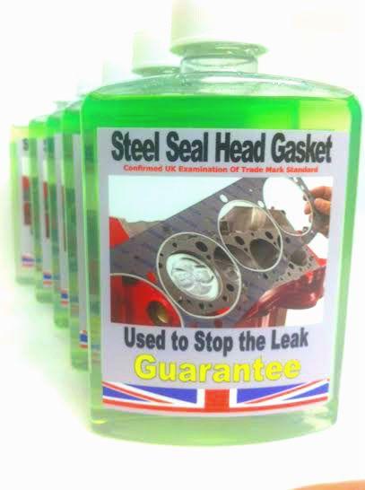 Steel Seal Head Gasket,,,,,,, Repair Blown Head Gasket & Cracked Cylinder Heads