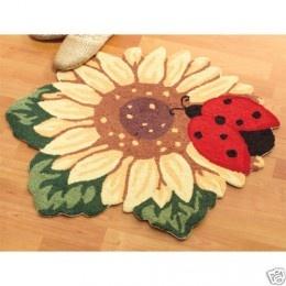 sunflower rugs for kitchen | Benefits Of Sunflower Rug