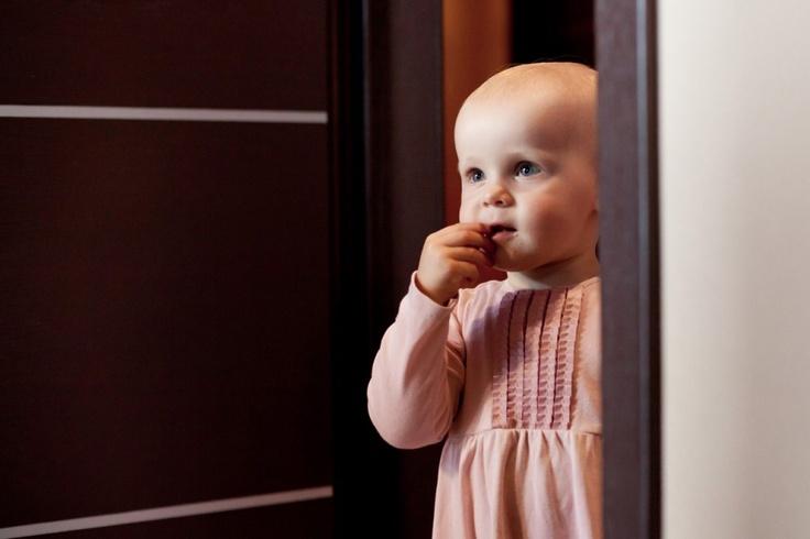 Una bambina curiosa   preparativi sposa