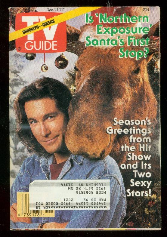 TV GUIDE NORTHERN CALIFORNIA 11-27-1954 ++ THIS IS A