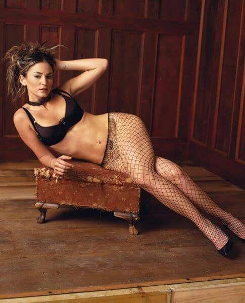 Adriana La Cerva Nude Ass 55
