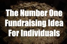 The number one #fundraising idea for individuals and personal causes. Check it out -> http://www.rewarding-fundraising-ideas.com/online-donations.html