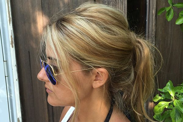 7 Tips On How To Do The Perfect Messy Ponytail