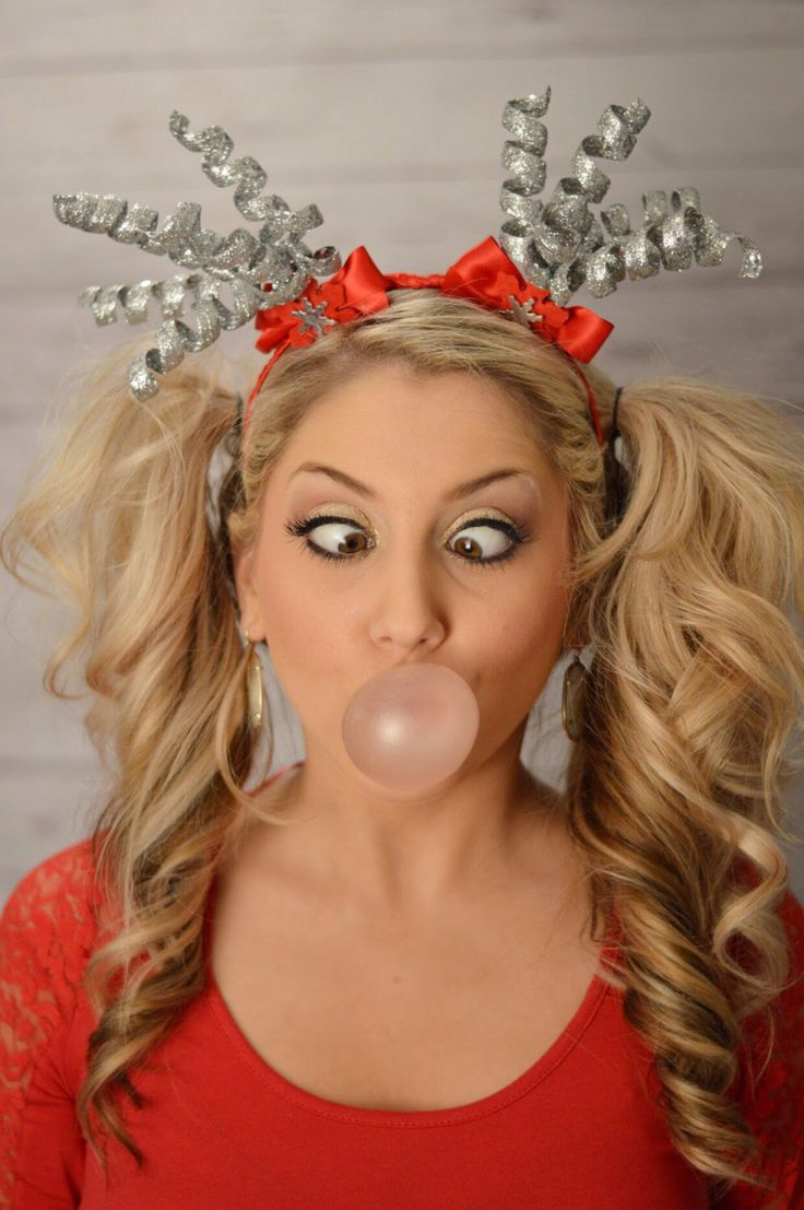 Christmas Headband Adult - Christmas Hair Accessories - Ugly Christmas Sweater - Tacky Ugly Christmas Party - Whoville Headband Cindy Lou by LaurenLashDesignsLLC on Etsy https://www.etsy.com/listing/254022761/christmas-headband-adult-christmas-hair