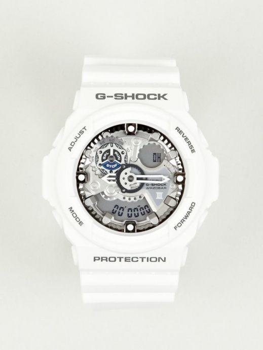 Casio G-Shock White GA-300-7AER Watch