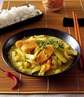 Das Rezept für Möhren-Fenchel-Curry und weitere kostenlose Rezepte auf LECKER.de