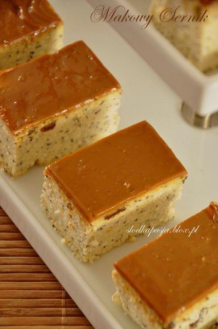 Poppy Seed Cheesecake | Makowy sernik (in Polish)