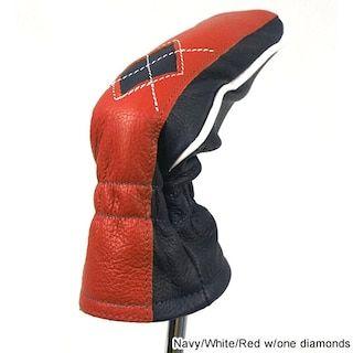CRU Golf パター用・本革ヘッドカバー - ゴルフ用品通販のフェアウェイゴルフUSA