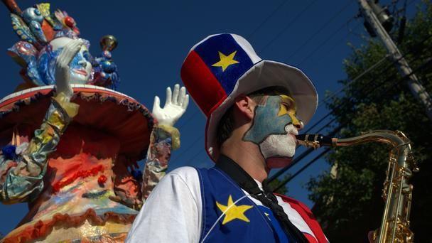 Caraquet's Festival Acadien New Brunswick Canada