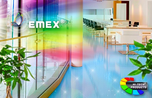 Epoxy coating - The right choice