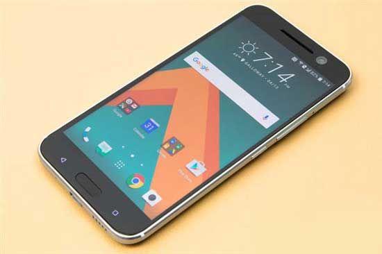 Thay màn hình mặt kính cảm ứng HTC Desire 10 Pro
