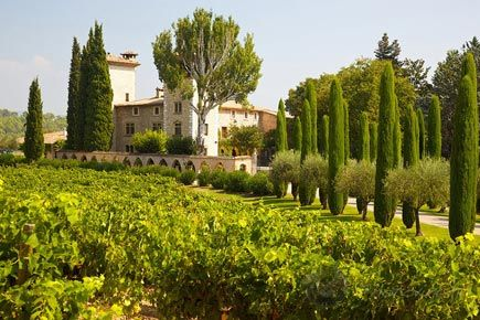 French Wedding Venues - Provencal Chateau