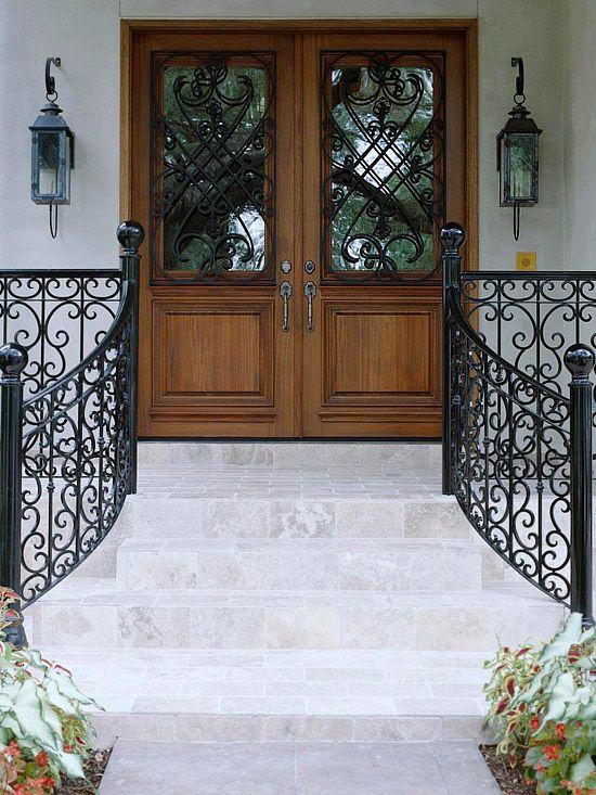 Doors Design: 99 Best Excellent Front Doors And Entrances Images On