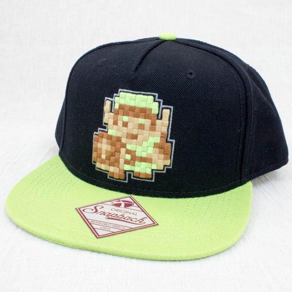 ゼルダの伝説 スナップバック キャップ帽子 Nintendo