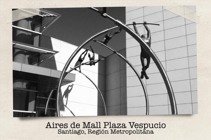 Aires de Mall Plaza Vespucio, Santiago, Chile.