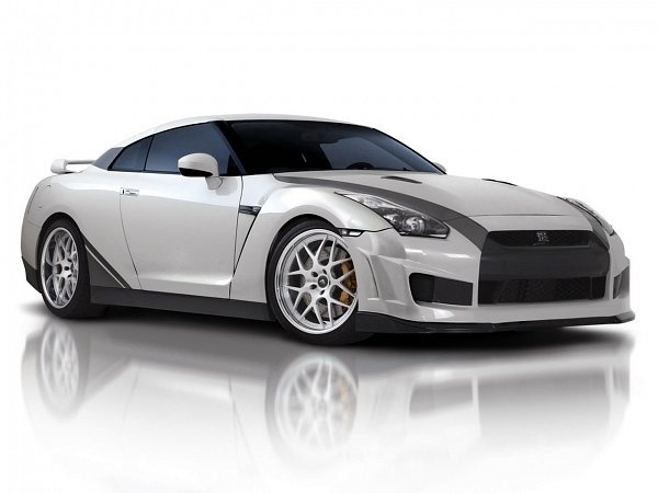 2009 Nissan GTR R35 - Paul Walker's car at the end of Fast and Furious 5