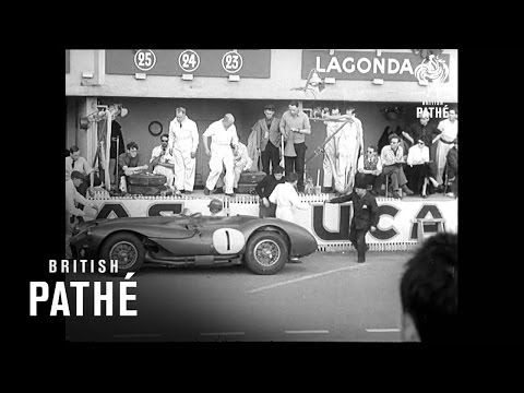 WATCH! Footage of Le Mans Disaster (1955) - https://www.thevintagenews.com/2015/08/08/watch-footage-of-le-mans-disaster-1955/