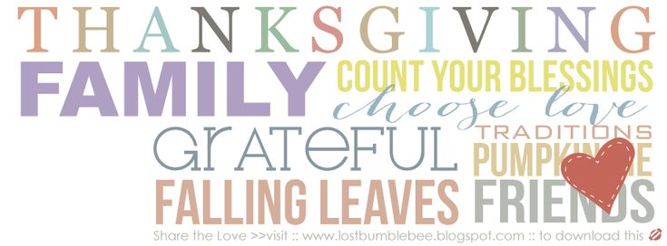 LostBumblebee: Happy Thanksgiving Canada!