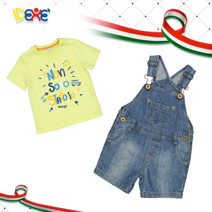 Ανακαλύψτε την καλοκαιρινή μας συλλογή σε όλα τα καταστήματα IDEXE! #newarrivals #summer17 #newcollection #ss #ss17 #ss2017 #summer #italianfashion #idexe #fashion #kidsfashion #kidswear #kidsclothes #fashionkids #children #boy #girl #clothes #summer2017